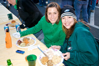Thanksgiving Feast at the Eagles Game