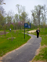 Pathway to Visitor Center