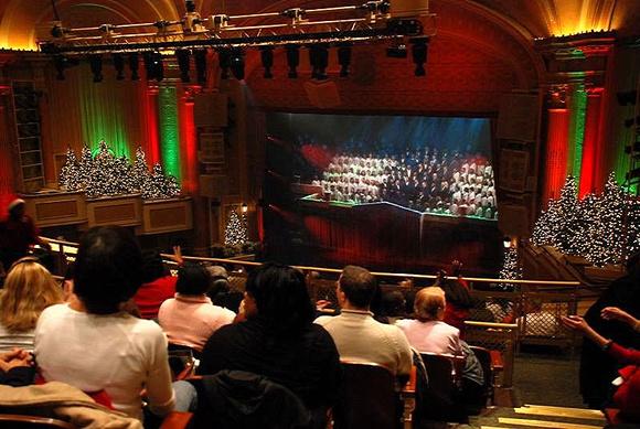 christmas presentation - Brooklyn Tabernacle Christmas Show