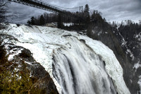 Montmorency Falls, Quebec, QC