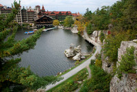 Mohonk Mountain House, Sept. 2006