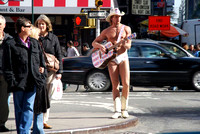 Naked Cowboy & Naked Cowgirl