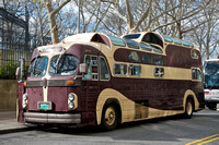 The Twelve Tribes Aerocoach in NYC
